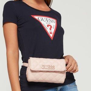 Guess Elliana Convertible Cross-Body Belt Bag NWT